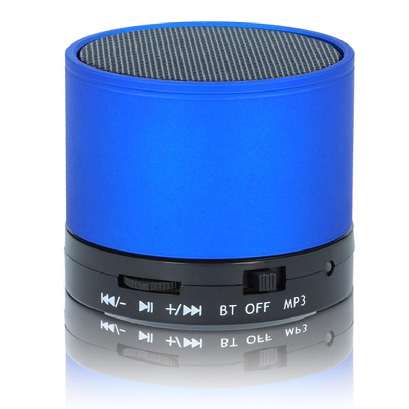 8abd4300d2df Портативная колонка Forever BS-100 с FM-радио и поддержкой microSD карт  синяя