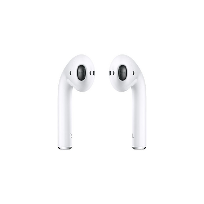 Наушники беспроводные Bluetooth Apple AirPods вкладыши с микрофоном  MMEF2ZE-A e92e5e73ed5c9