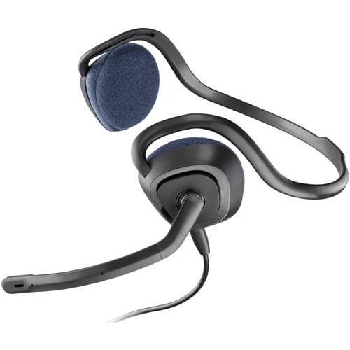 Наушники Plantronics Audio 648 накладные с микрофоном и пультом управления  для компьютера в USB порт 8ec188b418d2a