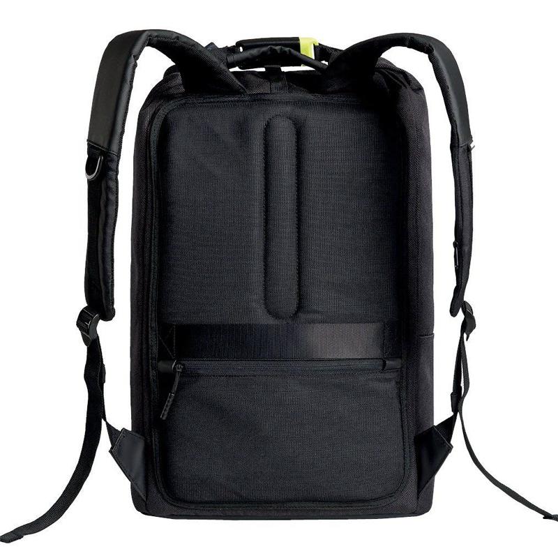 5dbf9a029d1d Рюкзак XD Design Bobby Urban Lite с отделением для ноутбука до 15,6 дюйма  антивор черный